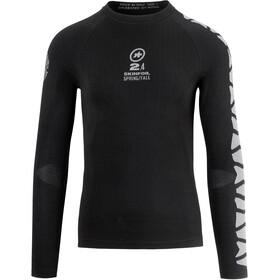 assos LS.skinFoil_spring/fall_S7 - Sous-vêtement - noir